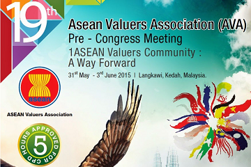 19th AVA Pre-Congress 2015